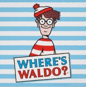Where's Waldo Tracker