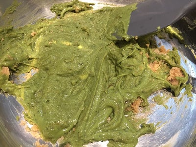 Leave Butter at Room Temperature Until Very Soft or Microwave the Butter Until It Is Partially Melted and Then Stir. Beat Together the Butter, Brown Sugar, White Sugar, and Matcha Powder.