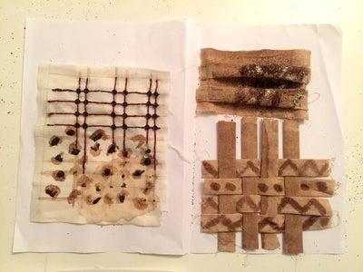 Textile Desing Part 2 - Manipulating Fabric