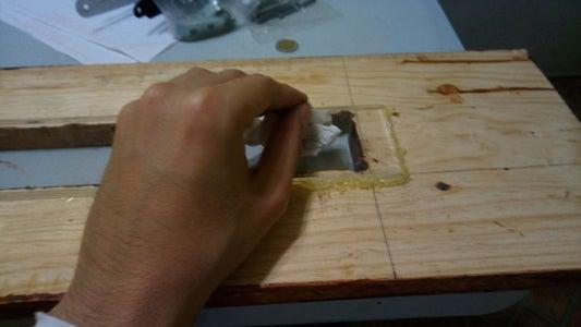 Assembling the LED Strip