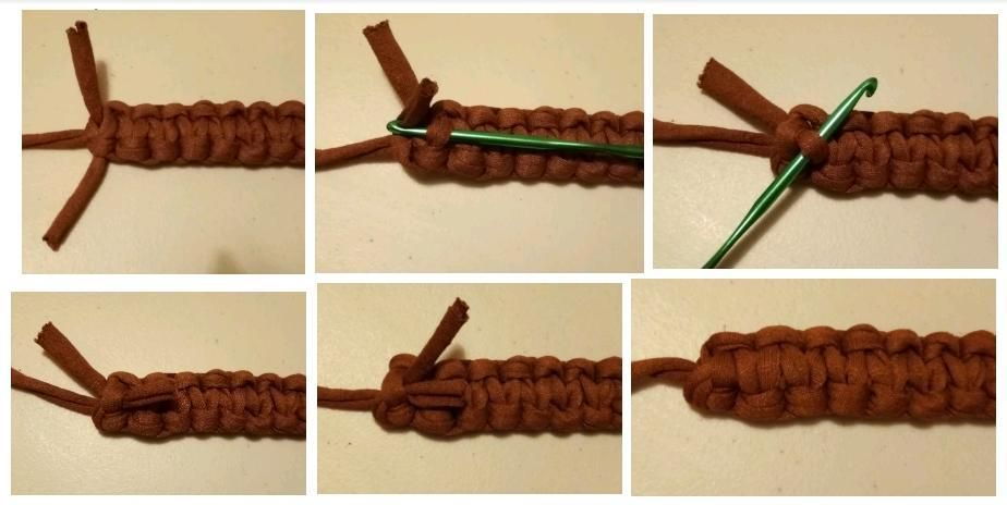 Picture of Clean Up the Knots and Finish Off the Main Bracelet