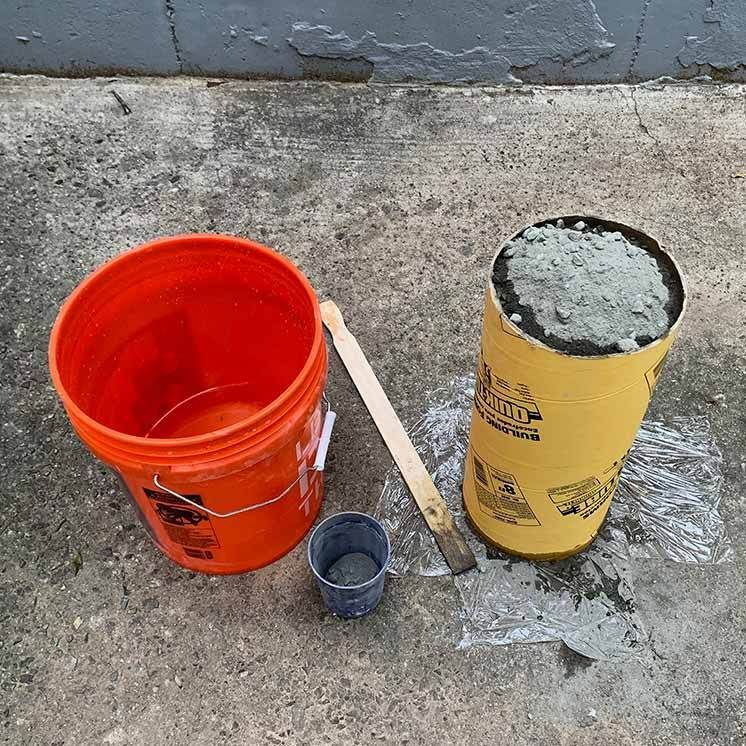 Picture of Mix the Concrete
