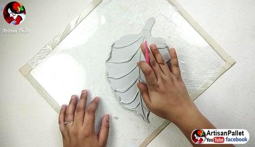 Detailing on the Leaf Shape