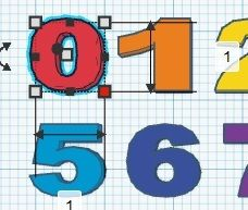 Picture of Numbers and Signs