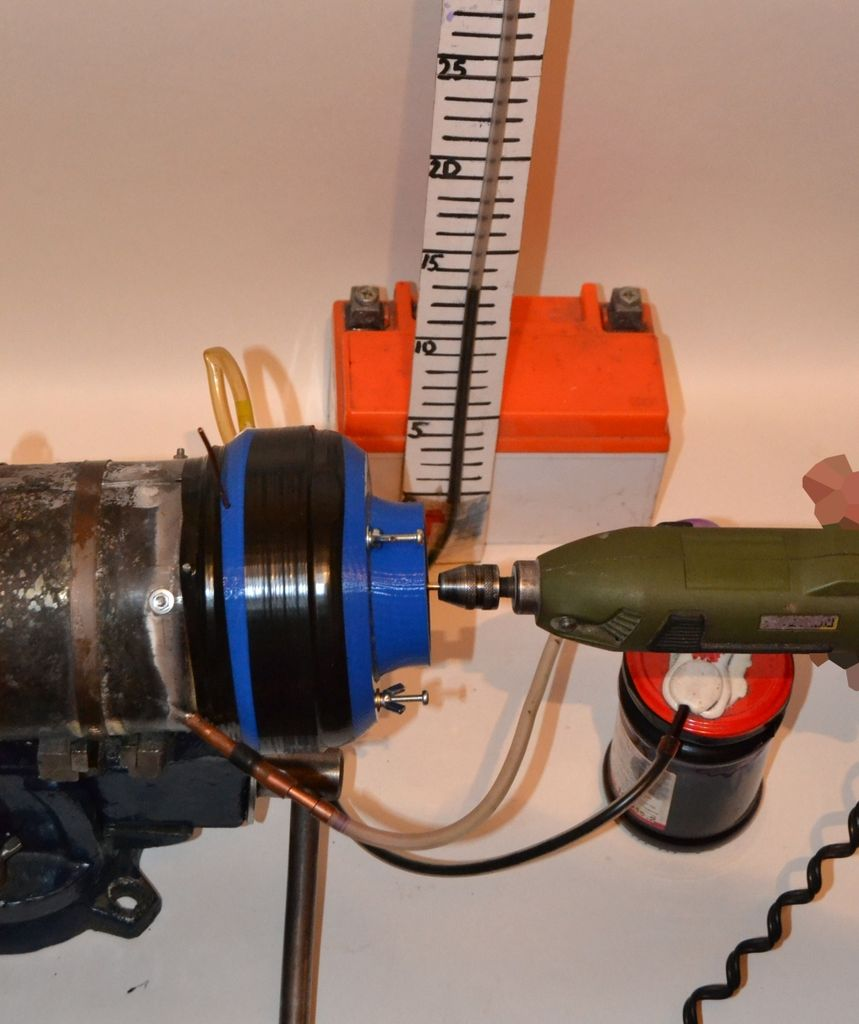 Picture of Let's Perform a Static Check of the Compressor