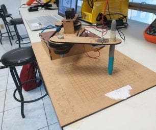 SCARA Robot: Learning About Foward and Inverse Kinematics!!! (Plot Twist Learn How to Make a Real Time Interface in ARDUINO Using PROCESSING !!!!)