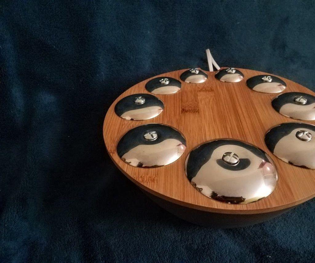 Easy to Make MIDI Hang Drum