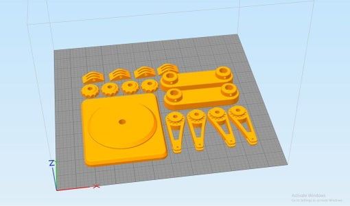 3D Print Everything BUT Read the Instruction