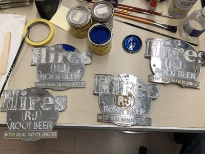 Logo Plate Removal