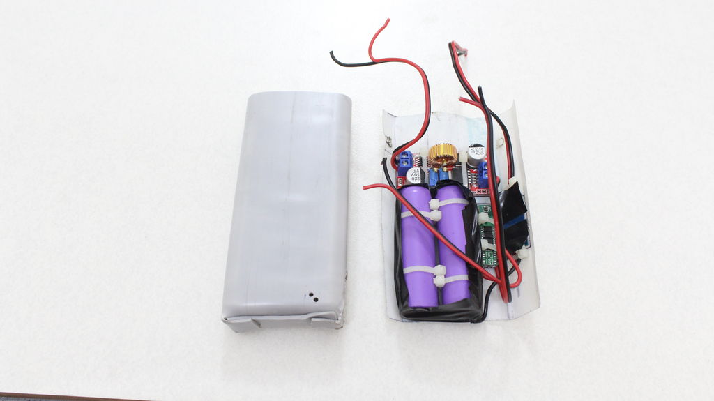 Picture of Modifying PVC Casing and Main Body