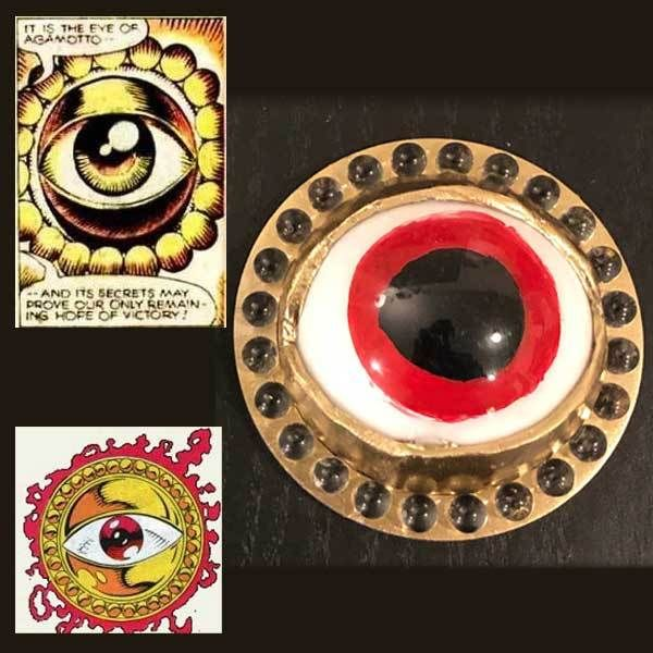Picture of Eye of Agamotto (comic Book)