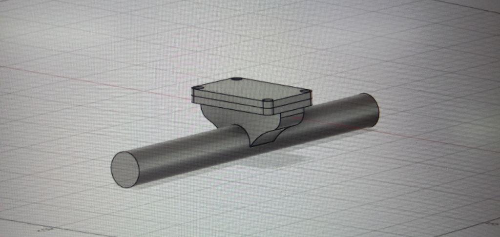 Picture of Making Wheel Bracket
