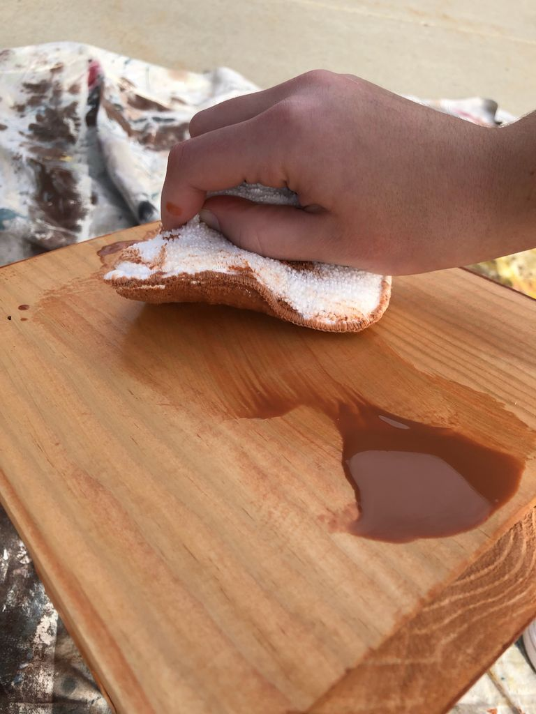 Picture of Sand and Stain