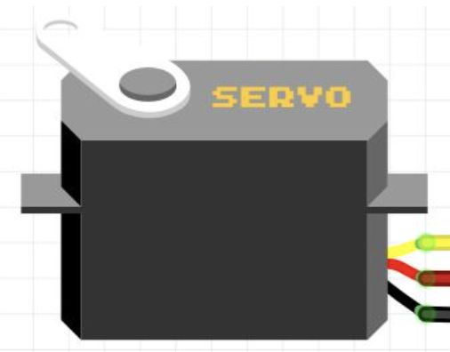 Picture of Servo Motor