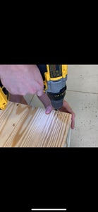 Attaching Table to Legs