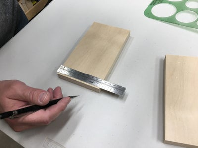 Create the Shelf Clamps