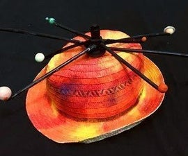 一个实际的遮阳帽