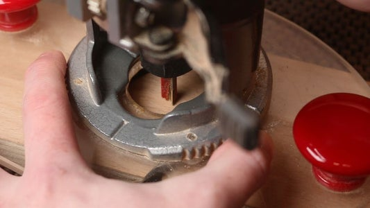 Use Them to Set the Depth of Router Bits