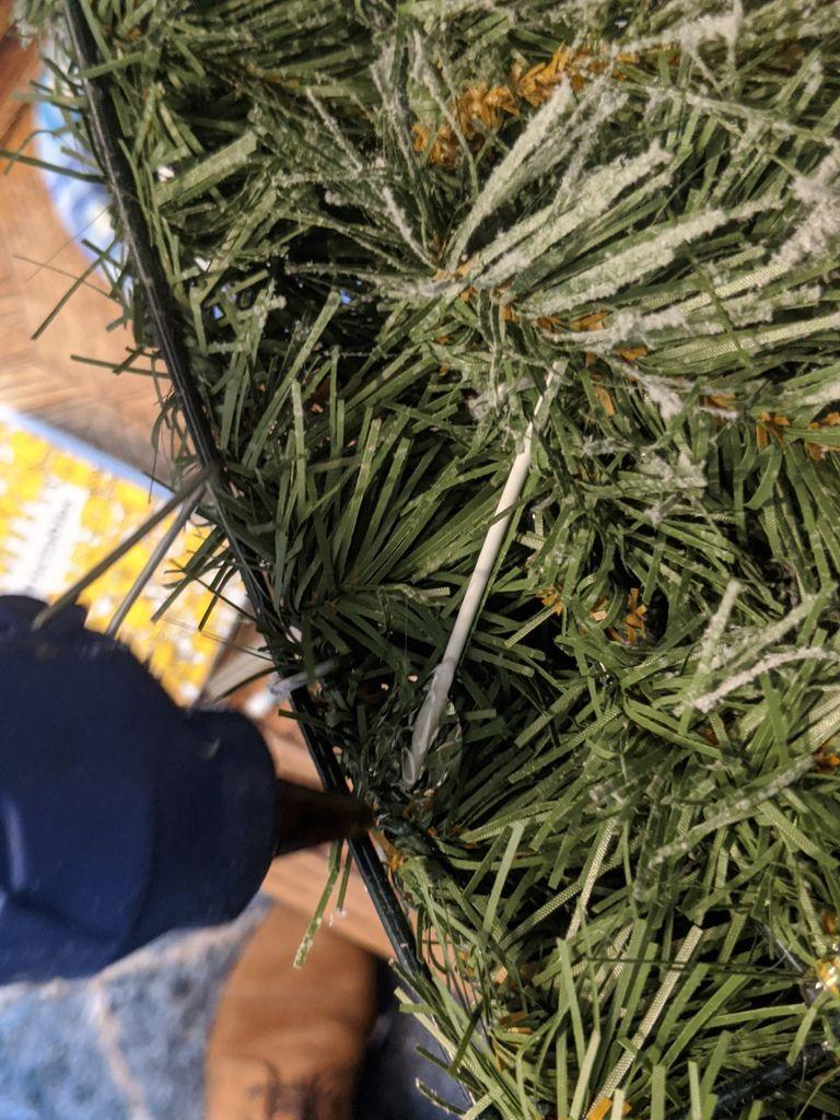 Picture of Add Wreath Picks