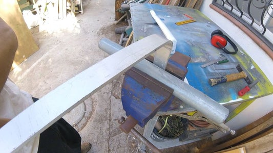 Bending the Aluminum