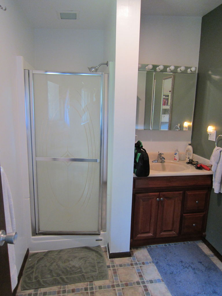 Complete Bathroom Renovation Steps With Pictures - Renovating a bathroom what to do first