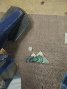 Inlay Pt. 1: Design and Cutting Pearl