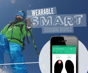 Wearable Smart Sensing Insole
