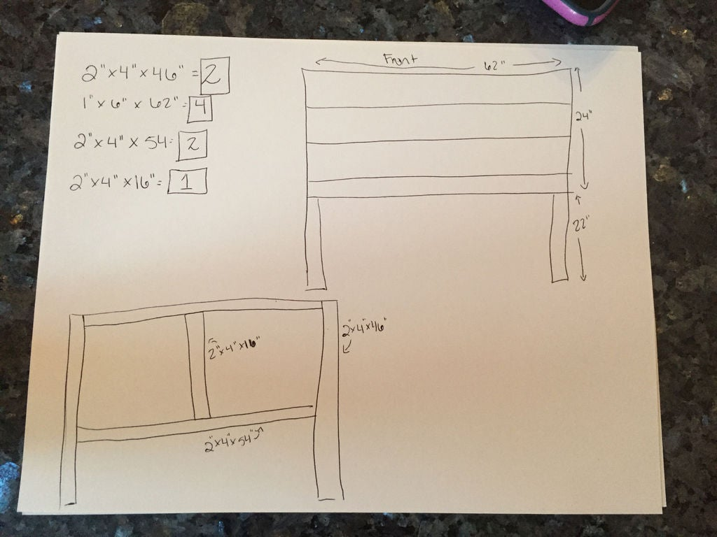 Picture of Measure Your Bed Frame and Decide Height