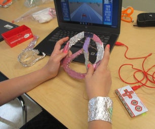 Makey Makey Game Controllers