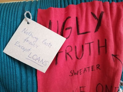 Add Ugly Truths to the Sweater