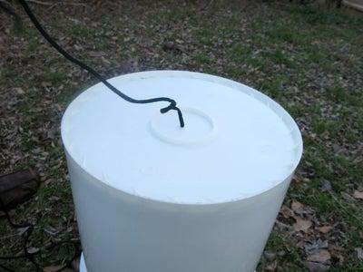 Attach String to Bucket