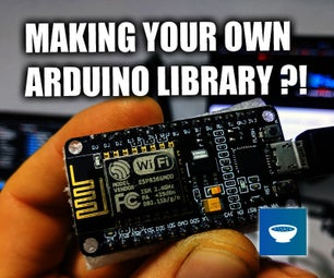 Making an Arduino Library for YouTube Sight