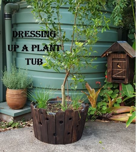 Picture of Planter Tub Cover
