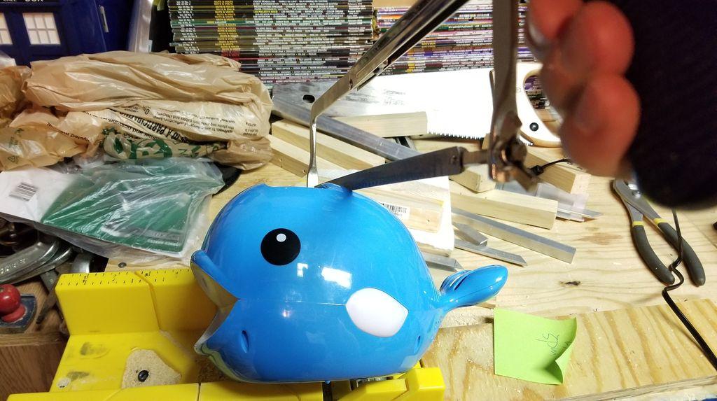 Picture of Part 3 - Building the Aquarium