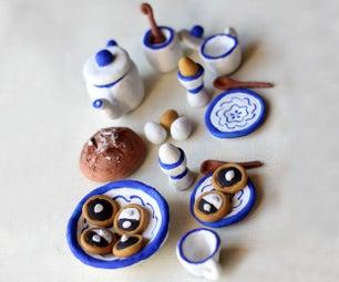 Tiny Folcloric Breakfast