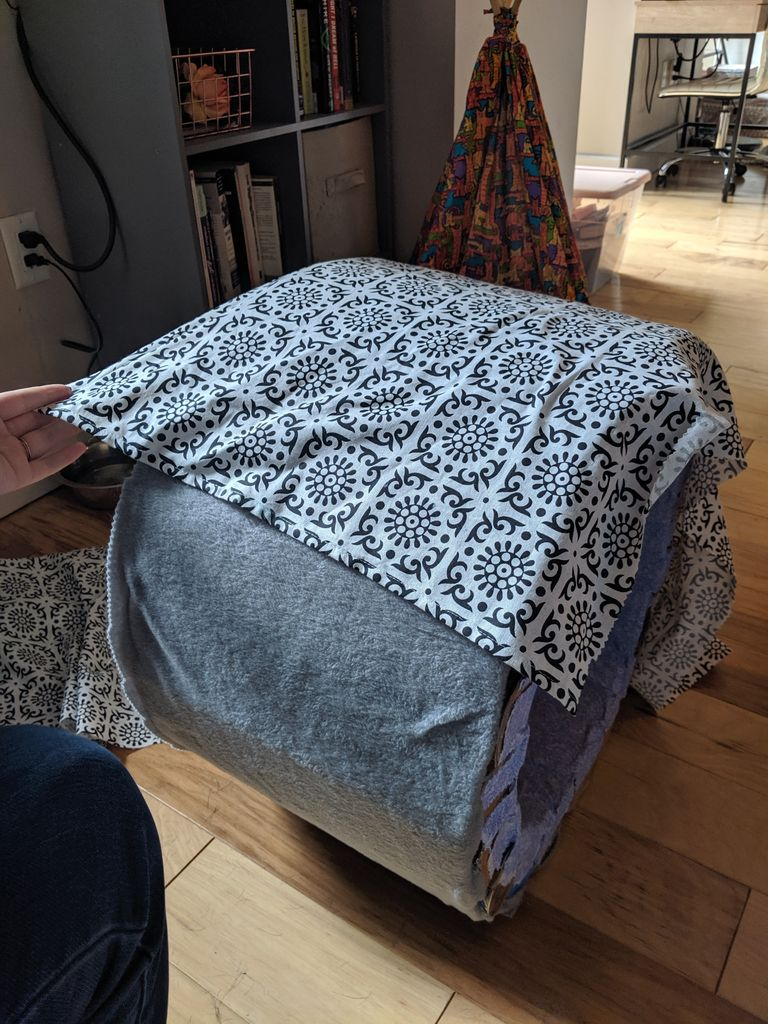 Picture of Cover the Ottoman