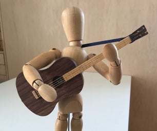 Tiny Tenor Guitar