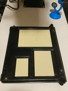 Turning on the Enlarger