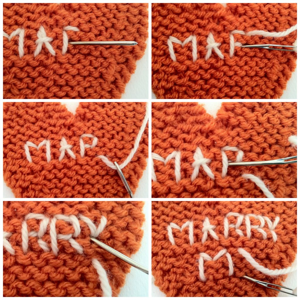 """Picture of Embroider """"Marry Me"""""""