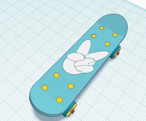 LXN&YL_Skateboard