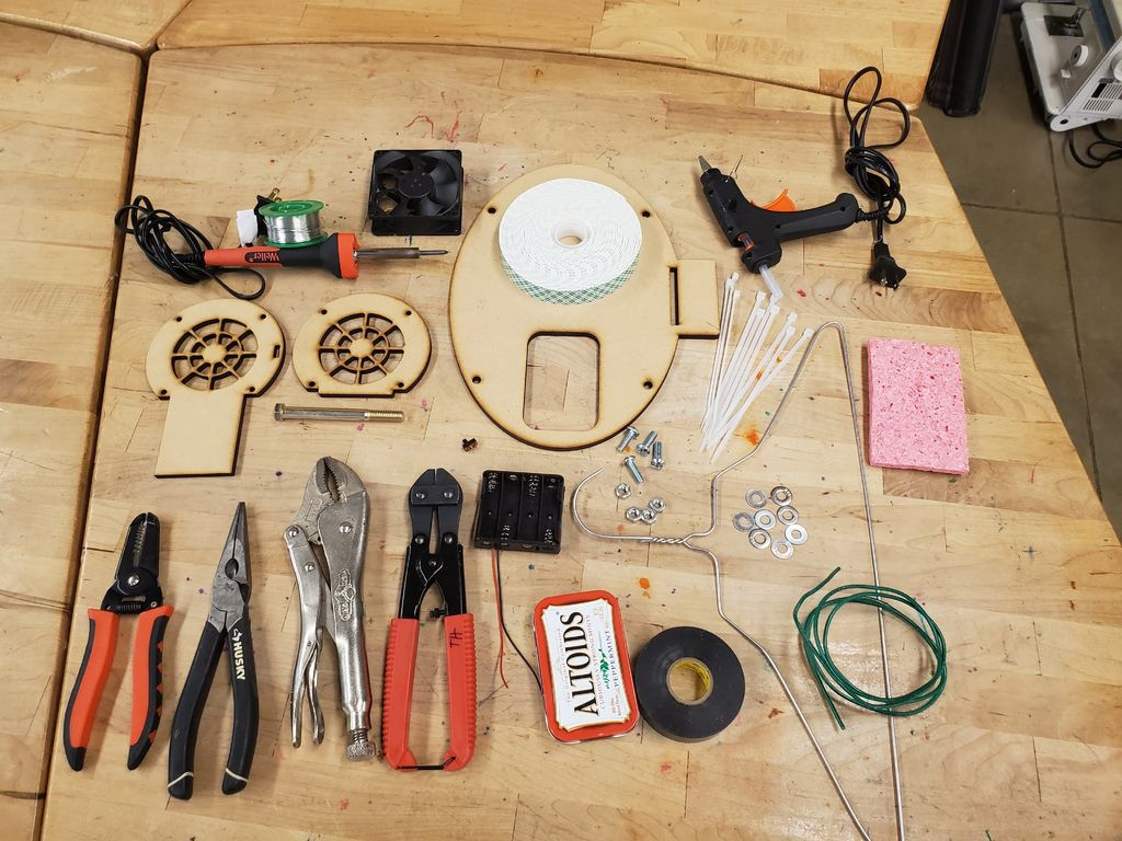 Picture of Make a Soldering Station