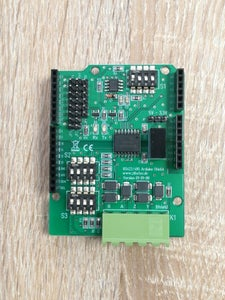 Dip Switch Setting of RS422 Shields