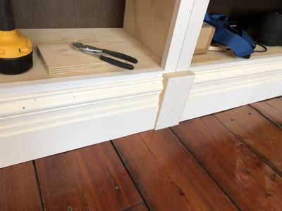 Base Moldings and Details
