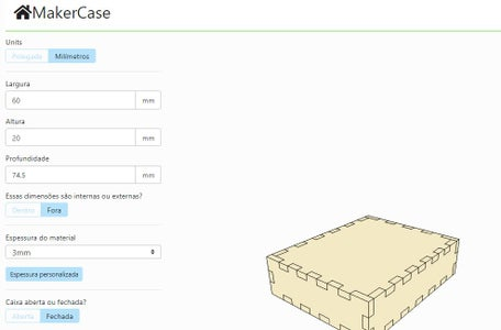 Enclosure Box for Arduino Compatible Board