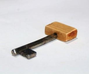 How to Fix a Broken Key Handle