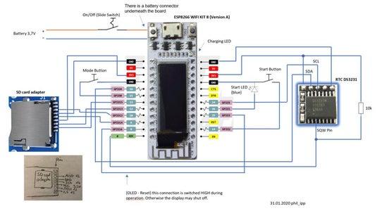 Circuit Diagramm