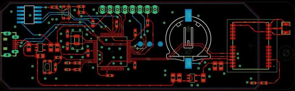 PCB Design Using Eagle