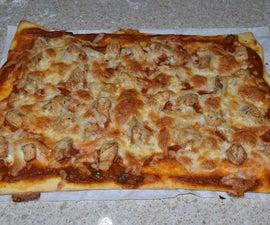 Tikka Masala鸡肉披萨