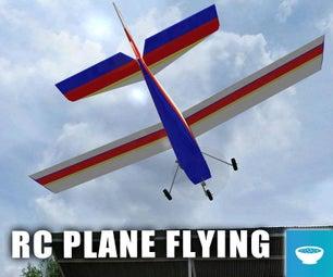 Basics of RC Plane Flying