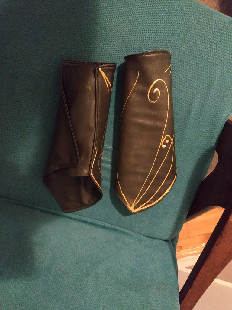 Picture of Boots and Cuffs
